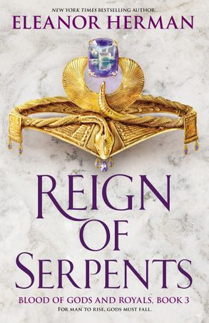 Cover image - Reign Of Serpents