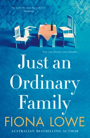 Cover image - Just an Ordinary Family