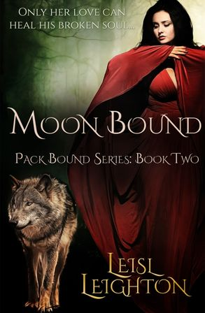 Cover image - Moon Bound