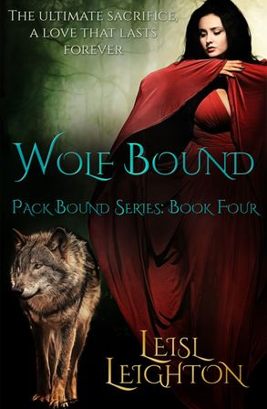 Cover image - Wolf Bound