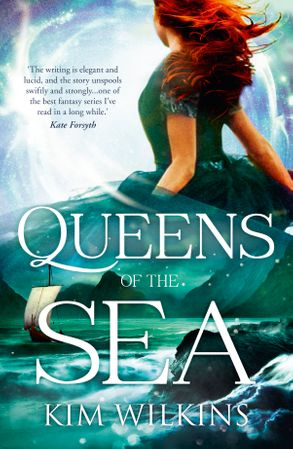 Cover image - Queens Of The Sea