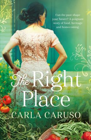 Cover image - The Right Place