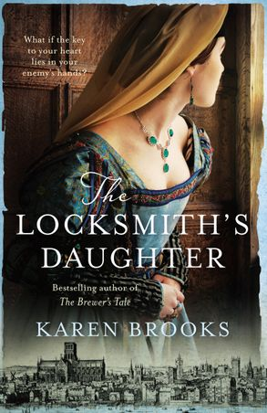 Cover image - The Locksmith's Daughter