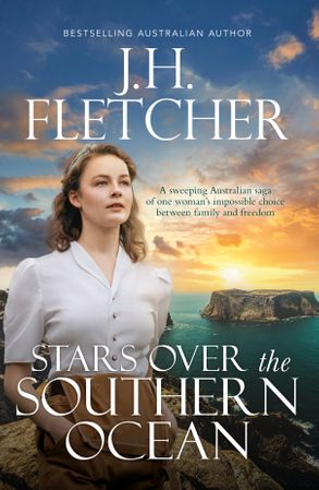 Cover image - Stars Over the Southern Ocean