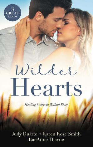Wilder Hearts/Once Upon A Pregnancy/Her Mr. Right?/A Merger...Or Marriage?
