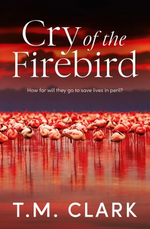 Cover image - Cry of the Firebird