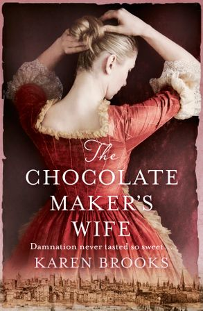 Cover image - The Chocolate Maker's Wife