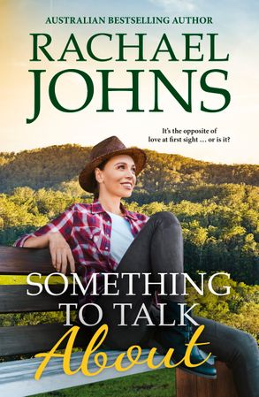 Cover image - Something to Talk About (Rose Hill, #2)