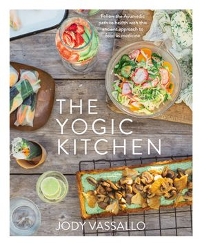 Cover image - The Yogic Kitchen