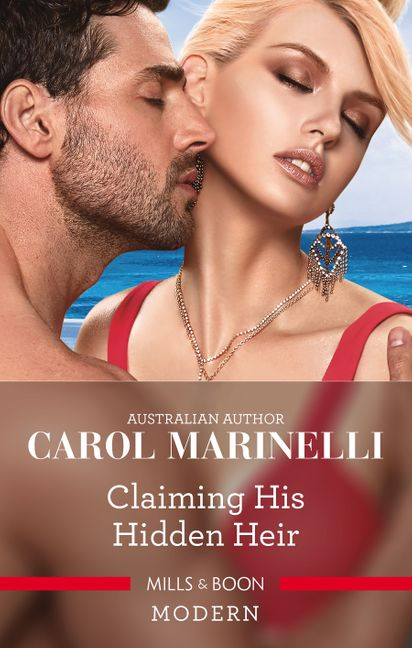 Claiming His Hidden Heir - Carol Marinelli - eBook