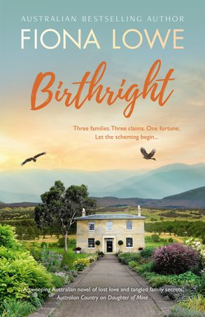 Cover image - Birthright