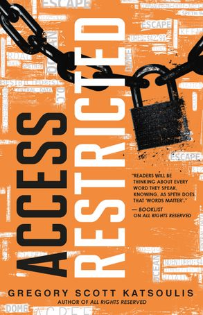 Cover image - Access Restricted