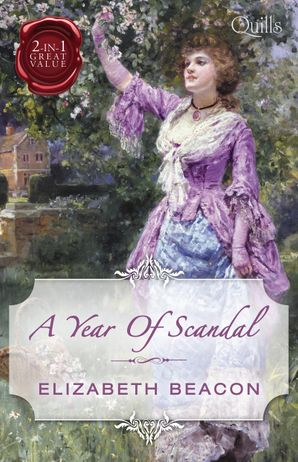 A Year Of Scandal/The Viscount's Frozen Heart/The Marquis's Aw
