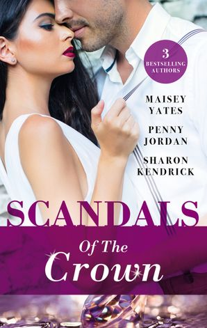 Scandals Of The Crown - 3 Book Box Set