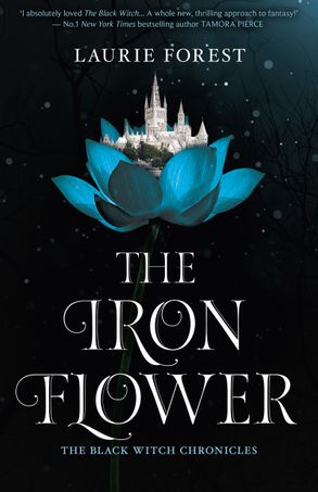 Cover image - The Iron Flower