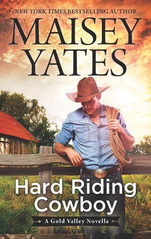 Hard Riding Cowboy