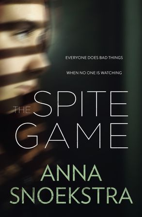 Cover image - The Spite Game