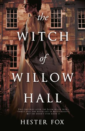 Cover image - The Witch Of Willow Hall