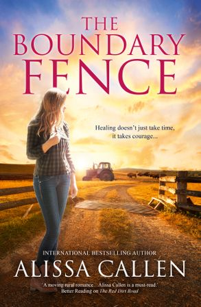 Cover image - The Boundary Fence (A Woodlea Novel, #7)