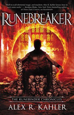 Cover image - Runebreaker