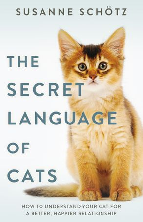 Cover image - The Secret Language of Cats