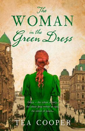 Cover image - The Woman In The Green Dress