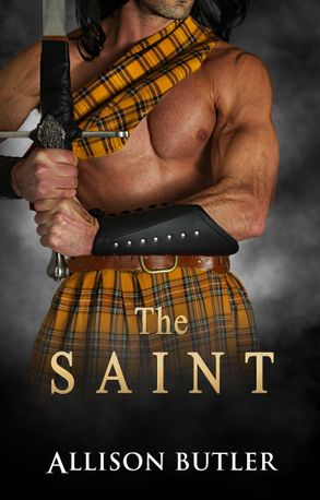 Cover image - The Saint