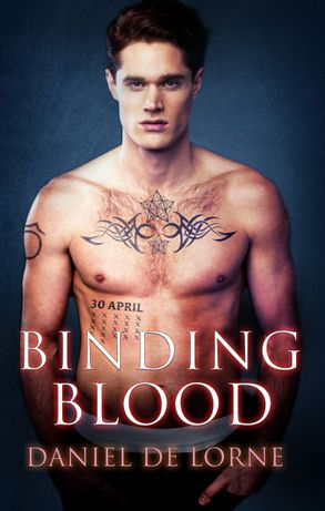 Cover image - Binding Blood