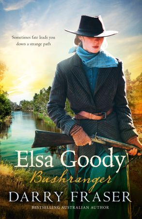 Cover image - Elsa Goody, Bushranger