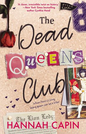 Cover image - The Dead Queens Club