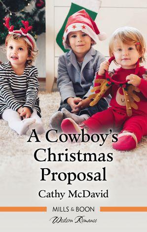 A Cowboy's Christmas Proposal