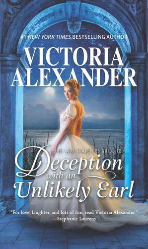 The Lady Travellers Guide To Deception With An Unlikely Earl