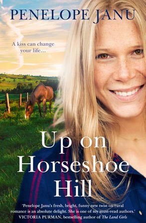 Cover image - Up on Horseshoe Hill