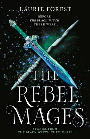 Cover image - The Rebel Mages/Wandfasted/Light Mage