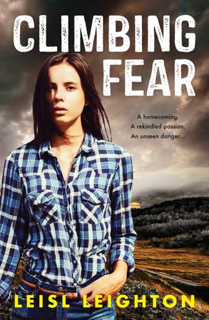 Cover image - Climbing Fear
