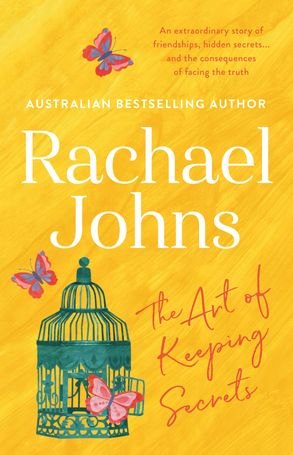 Cover image - The Art Of Keeping Secrets