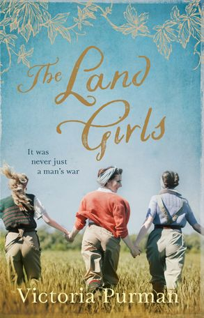 Cover image - The Land Girls