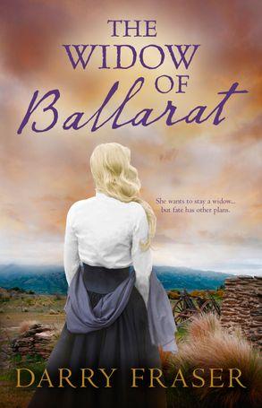 Cover image - The Widow of Ballarat