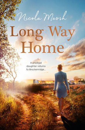 Cover image - Long Way Home