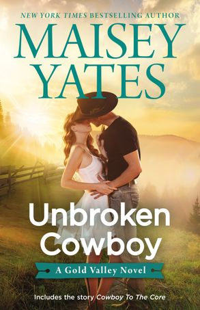 Cover image - Unbroken Cowboy & Cowboy To The Core/Unbroken Cowboy/Cowboy to the Core