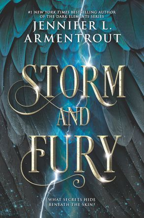 Cover image - Storm and Fury