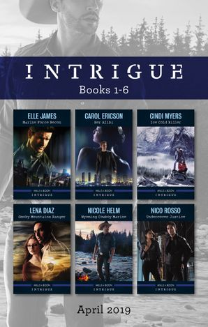 Intrigue Box Set 1-6/Marine Force Recon/Her Alibi/Ice Cold Killer/Smoky Mountains Ranger/Wyoming Cowboy Marine/Undercover Justice