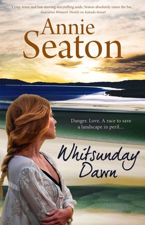 Cover image - Whitsunday Dawn