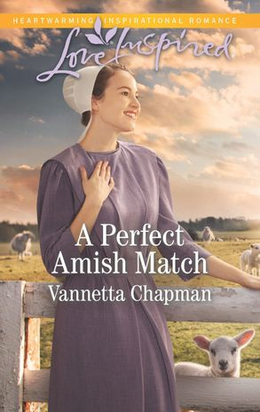 Cover image - A Perfect Amish Match