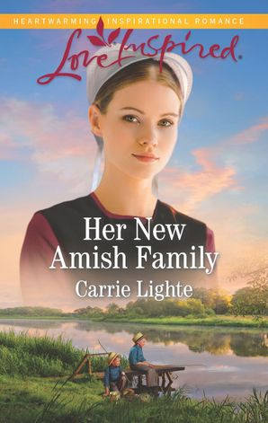 Her New Amish Family