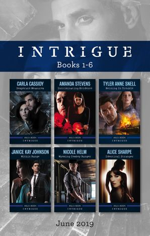 Intrigue Box Set 1-6/Desperate Measures/Incriminating Evidence/Reining in Trouble/Within Range/Wyoming Cowboy Ranger/Identical Stranger