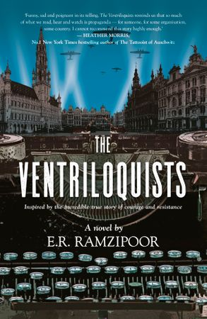 Cover image - The Ventriloquists