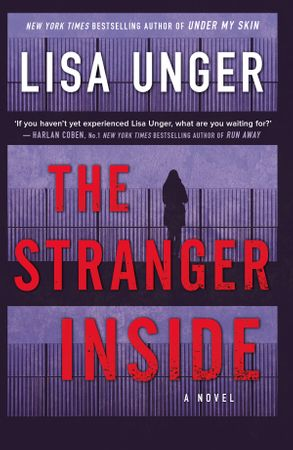 Cover image - The Stranger Inside