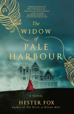 Cover image - The Widow of Pale Harbour