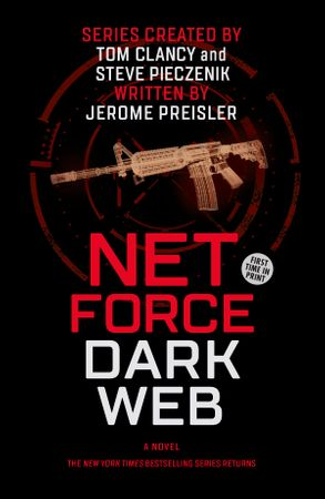 Cover image - Net Force: Dark Web